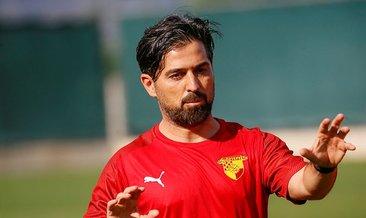 İlhan Palut: Her maça kazanmak için çıkan Göztepe takımı olacak