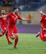 Tunus çeyrek finalde Madagaskar'ın rakibi oldu