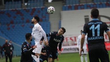 Son dakika spor haberi: Trabzonspor beraberliklere abone oldu!