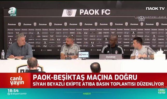 Atiba Hutchinson: PAOK hafife alınacak bir takım değil