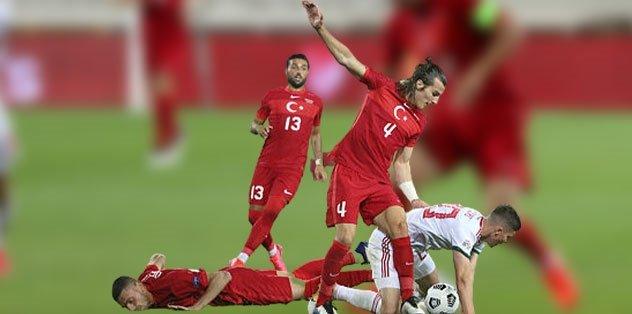 Türkiye 0-1 Macaristan | MAÇ SONUCU - Futbol -