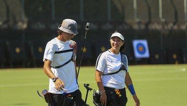 Son dakika spor haberi: Milli okçular Tokyo Olimpiyatları'nda bir ilki başarmak istiyor!