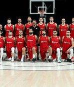 A Milli Erkek Basketbol Takımı, Slovenya yolcusu