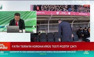 Fatih Terim'in corona virüs testi pozitif çıktı