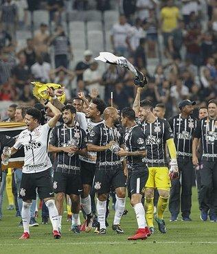 Brezilya'da Corinthians 7. kez şampiyon