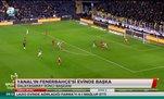 Yanal'ın Fenerbahçe'si evinde başka