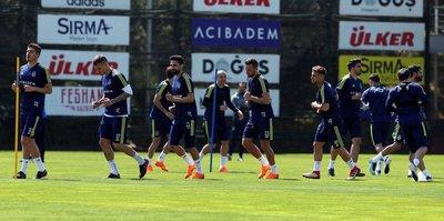 Fenerbahçe'de Kasımpaşa maçı hazırlıkları