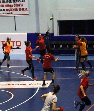 Kastamonu Belediyespor'un hedefi 4 kupa