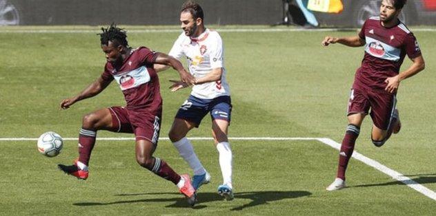 Osasuna 2-1 Celta Vigo | MAÇ SONUCU - Futbol -
