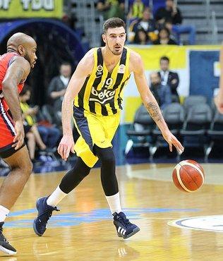 Fenerbahçe Beko Bahçeşehir Koleji'ni 74-60 yendi