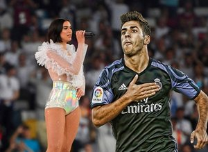 Marco Asensio ve Dua Lipa hakkında flaş iddialar...