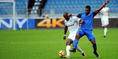 Bursaspor, sahasında Kasımpaşa'yı ağırlıyor