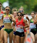 Meryem Bekmez Avrupa Atletizm Şampiyonası'nda 11'inci oldu