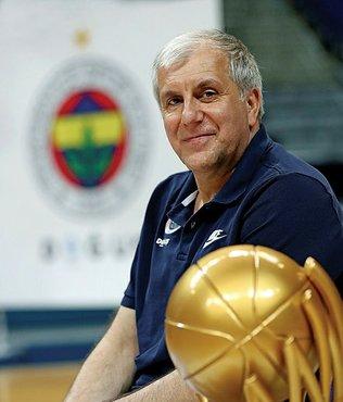 Avrupa Ligi'nin en başarılısı Obradovic