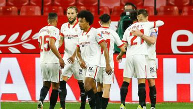 Sevilla 2-0 Barcelona   MAÇ SONUCU