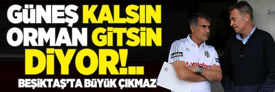 Beşiktaş'ta Negredo çıkmazı