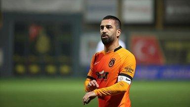 Son dakika spor haberleri: Galatasaray Karagümrük maçı sonrası Arda Turan'dan flaş paylaşım!