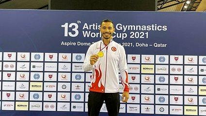 Son dakika spor haberi: Ferhat Arıcan'dan altın madalyalara ambargo!