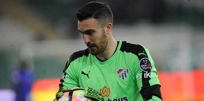 Kaleci Harun için Bursaspor'a resmi teklif yok