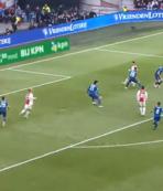 Feyenoord kalecisi son yılların en komik golünü yedi
