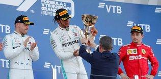 corona virusu sebebiyle formula 1de podyum seremonisi kaldirildi 1592051261078 - Mercedes ırkçılığa karşı Formula 1'de siyah araçla yarışacak