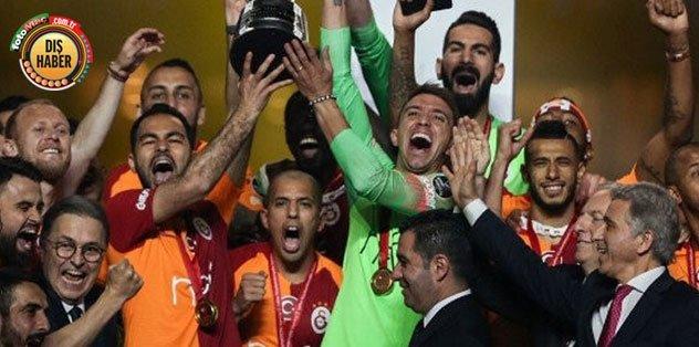 Galatasaray'la yarışıyoruz!