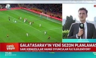 Transferde son durum ne? İşte Galatasaray'ın yeni sezon planlaması!