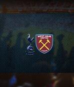 Tottenham-West Ham United maçı saat kaçta? Hangi kanalda?