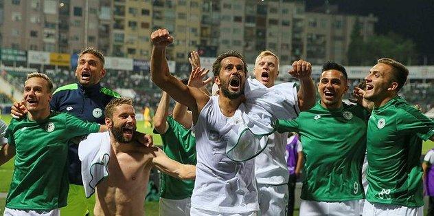 MAÇ SONUCU Denizlispor 0-1 Konyaspor MAÇ ÖZETİ
