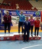 Kocasinan Belediyesi sporcusu Türkiye Şampiyonu oldu