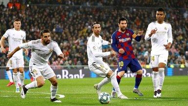 İspanya La Liga'da ligler koronavirüs nedeniyle askıya alındı