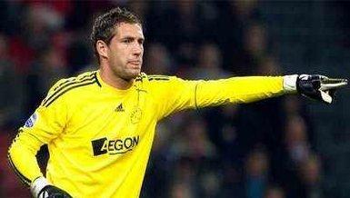 Ajax 37 yaşındaki eski kalecisi Stekelenburg'u transfer etti