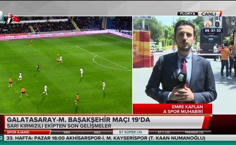 Galatasaray cephesinden son gelişmeler