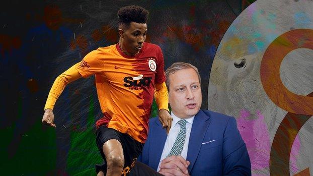 Son dakika transfer haberi: Galatasaray Başkanı Burak Elmas açıkladı! Gedson Fernandes'e büyük bir kulüp teklif arttırdı (GS spor haberi)