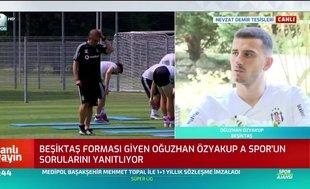"""""""Beşiktaş'ta hem zirveyi hem dibi gördüm"""""""