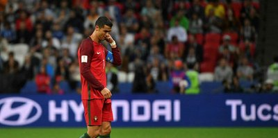 Ronaldo hakim karşısına çıkıyor