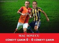 Galatasaray - Fenerbahçe 'capsleri'