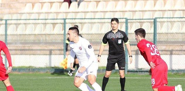 Antalyaspor rakibine diş geçiremedi