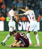 ''Trabzon kırmızı kart gördüğünde bile...''