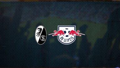 Freiburg - RB Leipzig maçı ne zaman, saat kaçta ve hangi kanalda canlı yayınlanacak?   Almanya Bundesliga