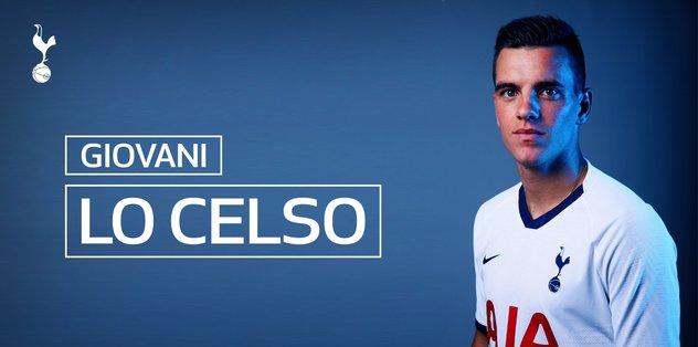 Tottenham Lo Celso'yu kiraladı