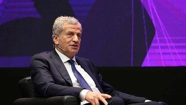 Son dakika spor haberleri: Servet Yardımcı yeniden UEFA yönetimine seçildi!