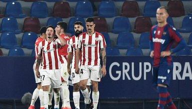 Levante - Athletic Bilbao: 1-2 (MAÇ SONUCU - ÖZET)