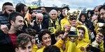 Bakan Kasapoğlu ve Binali Yıldırım, Beykozspor Stadyumu'nun açılışını yaptı