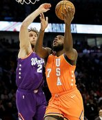 NBA All-Star'da ABD karması dünya karmasını yendi!
