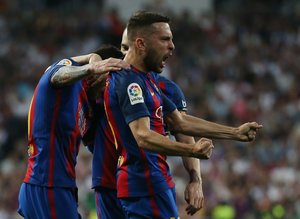 Barcelana, Real Madrid'i 90+3'te Messi ile yıktı