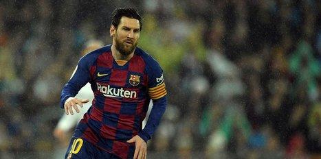 Lionel Messi yine tarih yazdı! Kariyerinde...