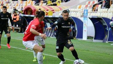 Yeni Malatyaspor Gaziantep FK 2-2 (MAÇ SONUCU - ÖZET)