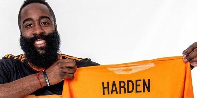 Basketbolun yıldız ismi James Harden'dan futbol hamlesi!