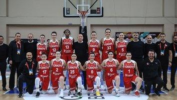 A Milli Kadın Basketbol Takımı'nın maç programı belli oldu!